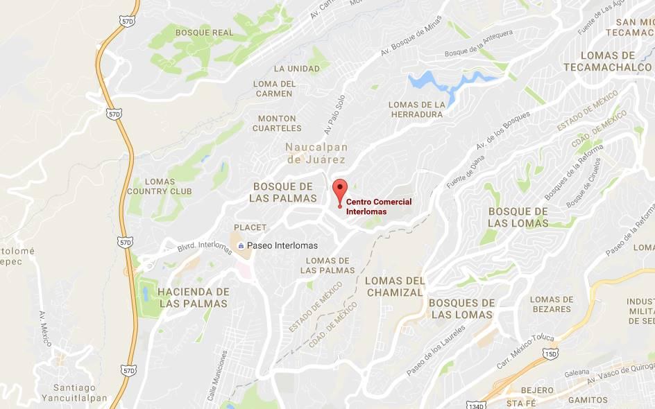Centro Comercial Interlomas